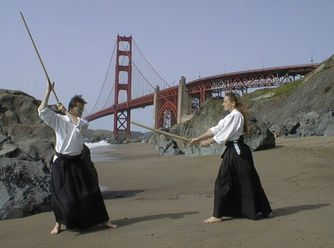 Kentaijo at Golden Gate